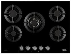 DEFY GAS HOB (BLACK) MODEL: DHG905
