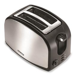 KENWOOD 2 SLICE TOASTER (S/STEEL) MODEL: TCM01