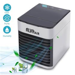 ALVA AIR COOL CUBE PRO (WHITE) MODEL: ACS102