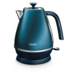 DELONGHI 1.7L DISTINTA FLAIR  KETTLE (BLUE) MODEL: KBI2001.BL