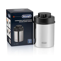 DELONGHI VACUUM COFFEE CANISTER (MODEL:DLSC063)