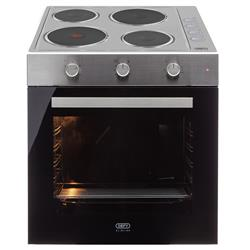 DEFY OVEN AND HOB SET (S/STEEL) MODEL: DCB849