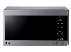 LG MICROWAVE OVEN (SILVER) MODEL: MH8265CIS