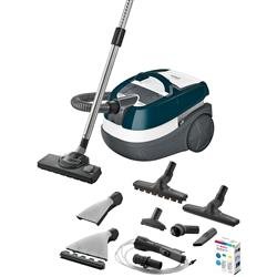 BOSCH VACUUM CLEANER (TURQUOISE) MODEL: BWD41720